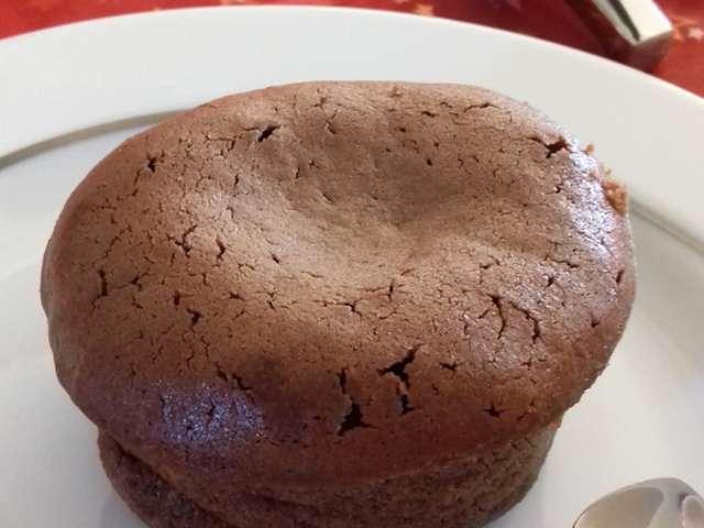Recettes de fondant au chocolat et sp culoos - La table a dessert fondant au chocolat ...