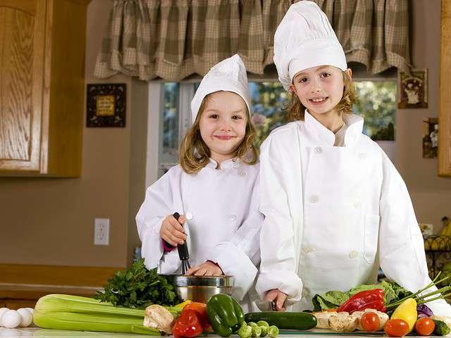Recettes de la table de sylvie - Atelier cuisine pour enfants ...