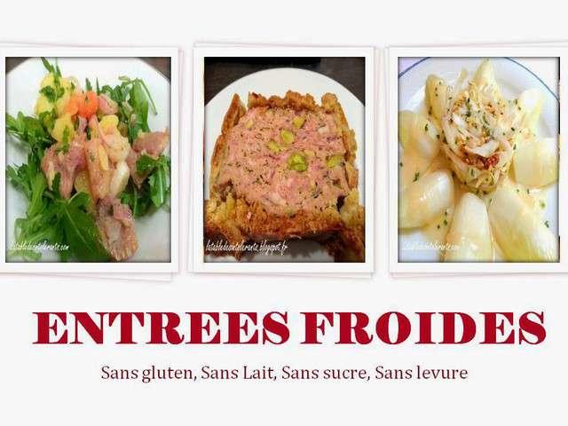 Recettes de madeleines et cuisine sans gluten - La cuisine sans gluten ...