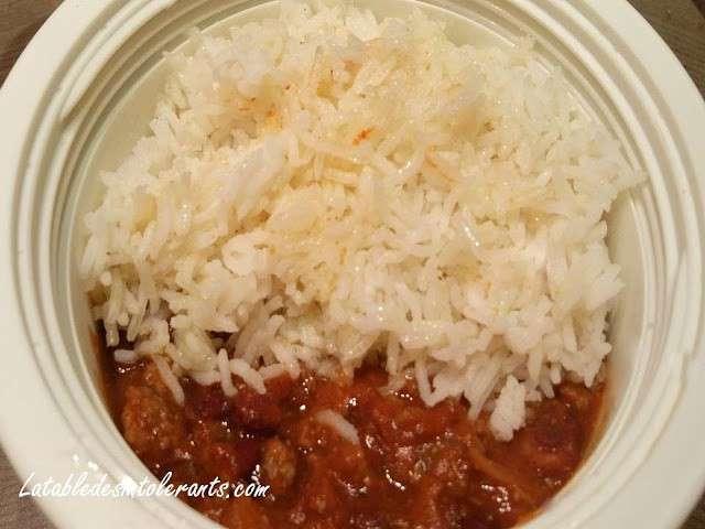 Recettes de chili con carne et chili - Chili con carne maison ...