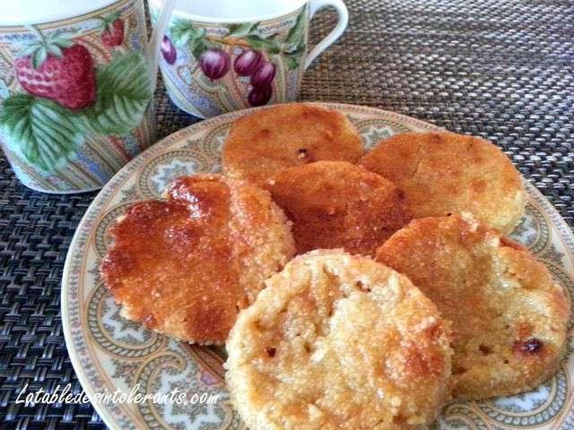 Recettes de cuisine sans gluten et amande - A table sans gluten et sans lait ...