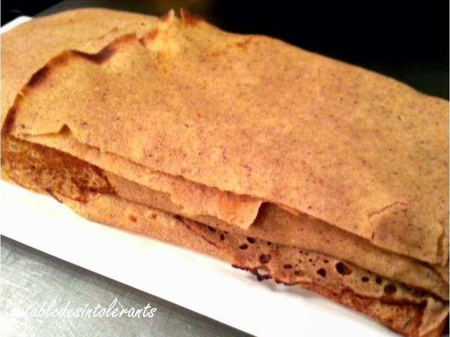 Asa recette crepe sans beurre sans sucre - A table sans gluten et sans lait ...