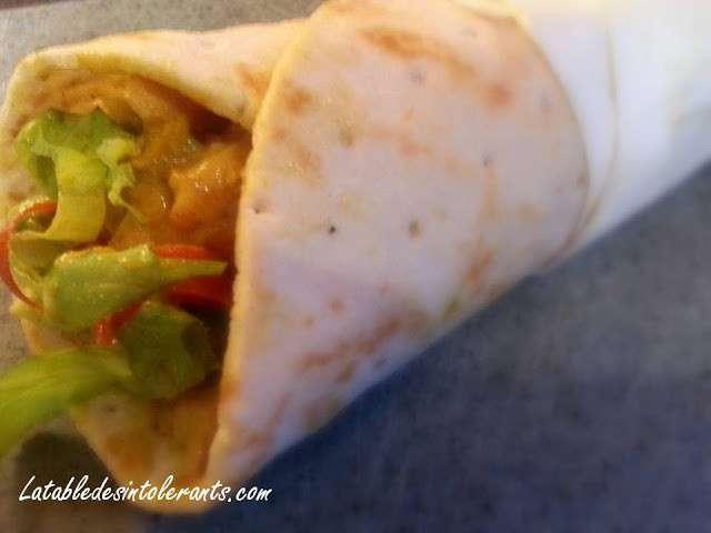 Recettes de sauce curry et cuisine sans lait - A table sans gluten et sans lait ...