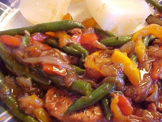 Les meilleures recettes de haricots et porc 2 - Quels sont les meilleures varietes d haricot vert ...