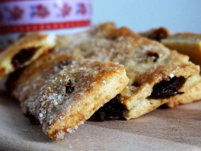 biscuit anglais recette