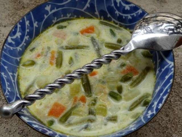 Recettes de soupe et haricots de a z - La cuisine rapide luxembourg ...