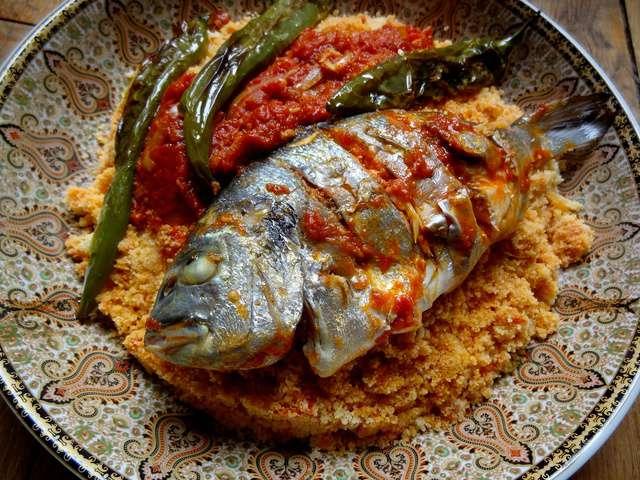 Recettes de couscous et poisson - Cuisine tunisienne poisson ...