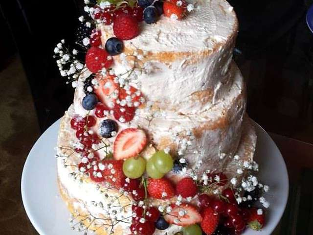 Recettes de Gâteau de Mariage