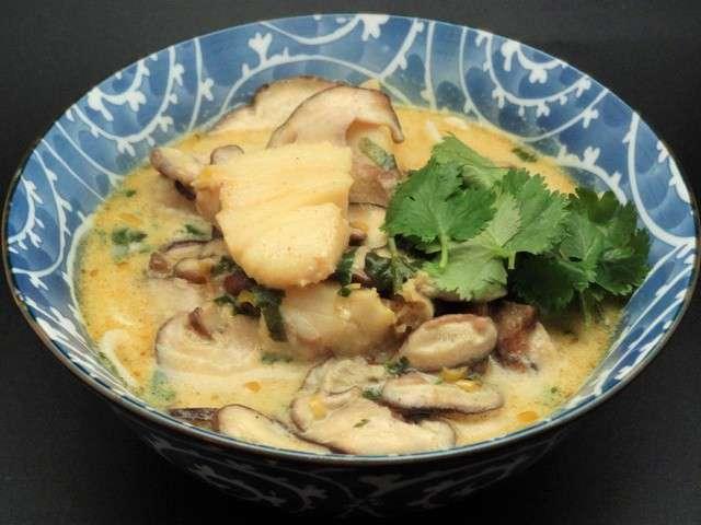Recettes de soupe de poisson de la tendresse en cuisine - Cuisine soupe de poisson ...