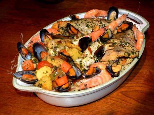 Les meilleures recettes de tunisie de la tunisienne - Cuisine tunisienne poisson ...