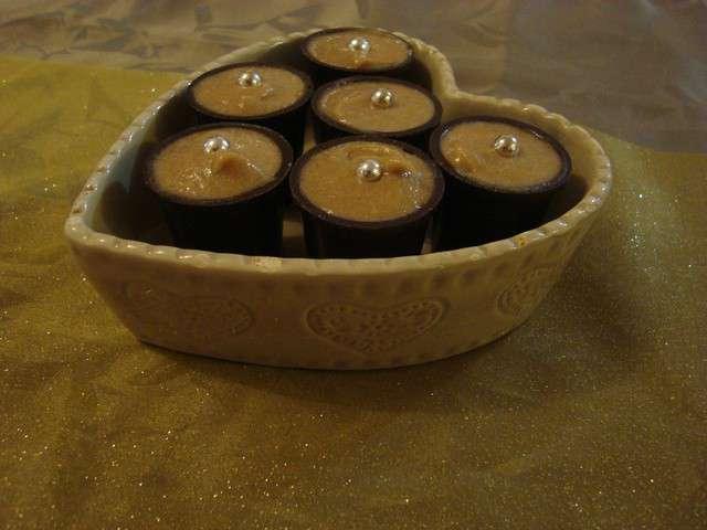 Recettes de cr me de marrons - Mousse a la creme de marron ...