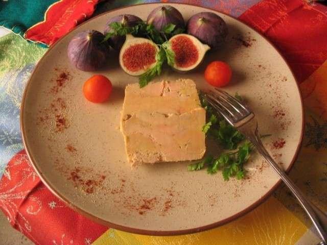 Recettes de f tes de la vitrine culinaire d 39 un chef - Denerver un foie gras ...