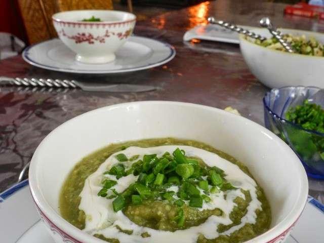 Recettes de potage de lacuisinedevalerie for La cuisine de valerie