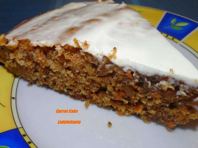 Recettes de carrot cake - Recette carrot cake americain ...