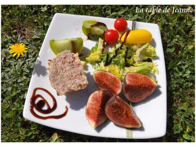 Recettes de terrines et porc 2 - La table de christophe valenciennes menu ...