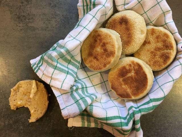 Recettes de Muffins Anglais