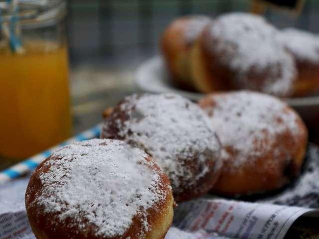 Recettes de beignets de le blog culinaire de shawanna - Recette de beignet moelleux et gonfle ...