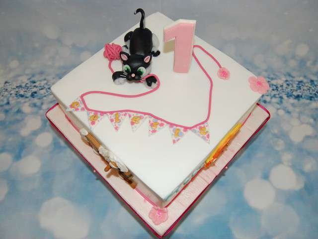 Recettes de cheval et g teaux - Theme anniversaire 1 an ...