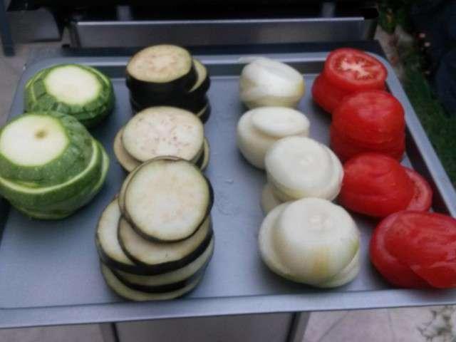 Les meilleures recettes de plancha et l gumes 3 for Legumes a la plancha