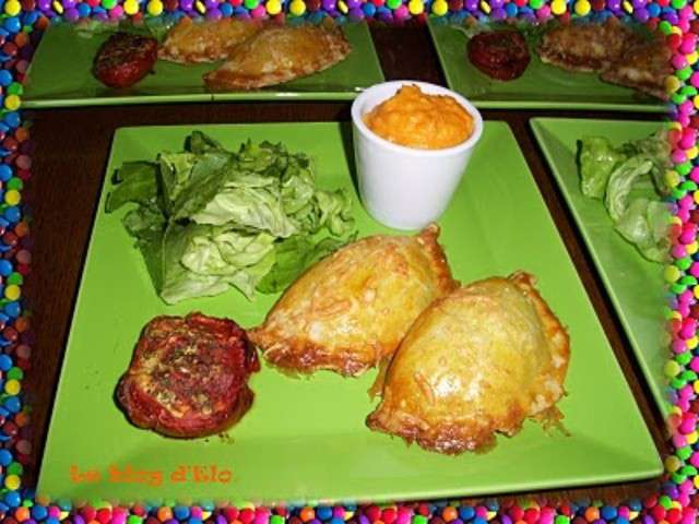 Recettes de patate douce de le blog d 39 elo - Recette poulet patate douce ...