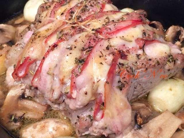 Recettes de r ti de veau et roti de veau orloff - Cuisiner un roti de veau ...