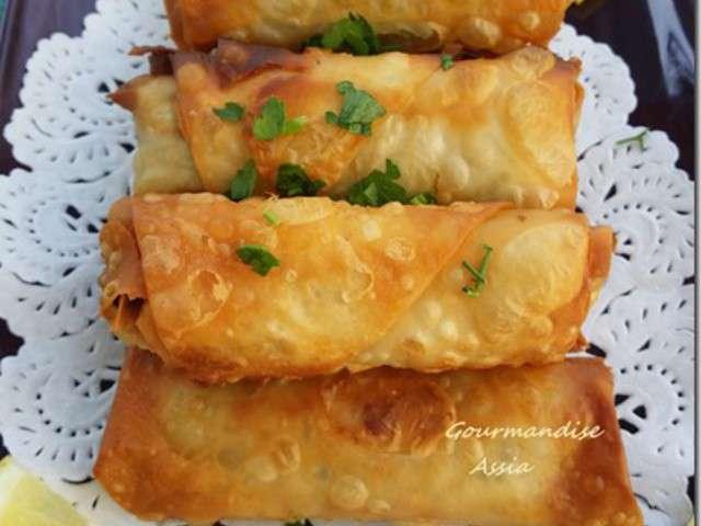 Recettes de bourek 7 - Blog de cuisine orientale pour le ramadan ...