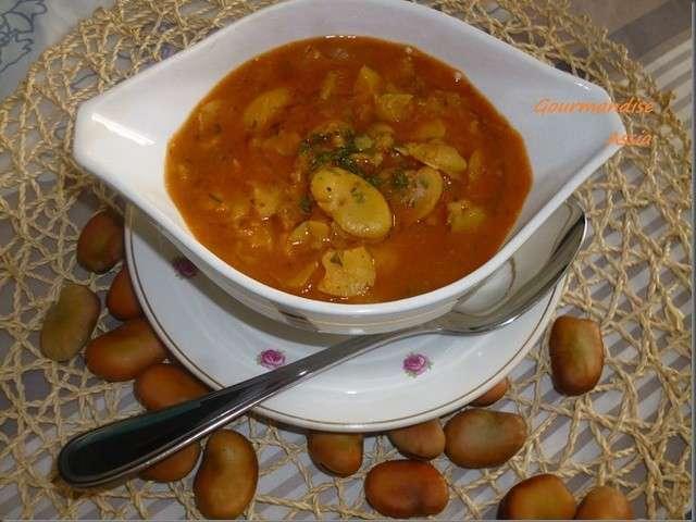 Recettes de recette saine et soupe - Recette saine et equilibree ...