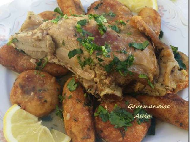 Recettes de cuisine orientale et galette for Cuisine orientale