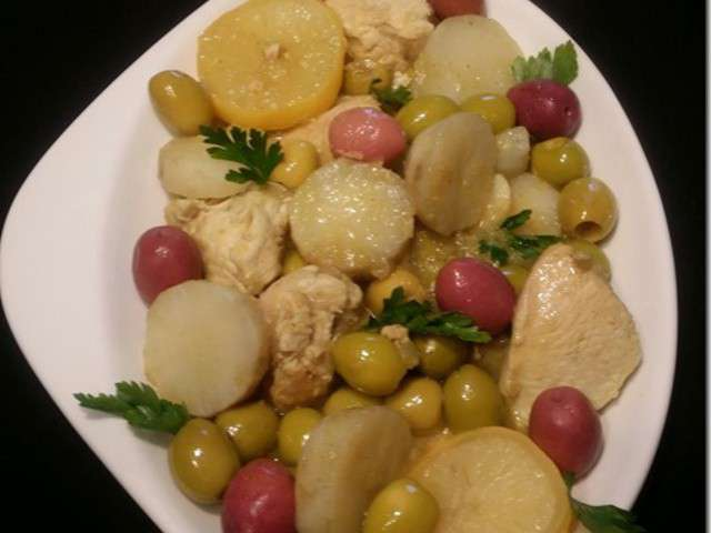 Recettes de cuisine orientale et tajine for Cuisine orientale