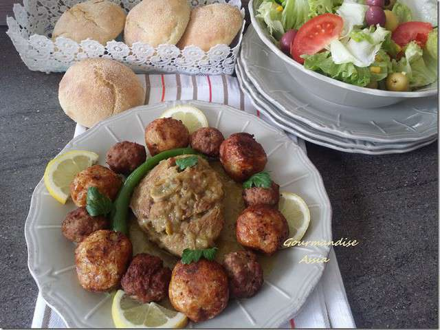 Recettes de cuisine orientale et ramadan 2015 for Cuisine orientale