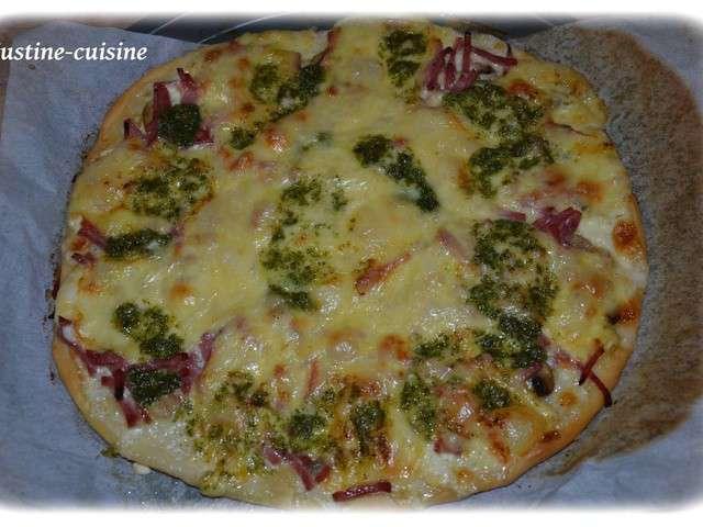 Pin recette pizza recettes de pizzas faciles maison on - Beurre d escargots maison ...