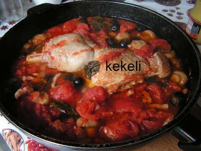 Recettes de cuisse de dinde et provence - Cuisiner cuisse de dinde ...