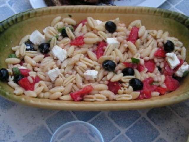 recettes de salade de p 226 tes 12