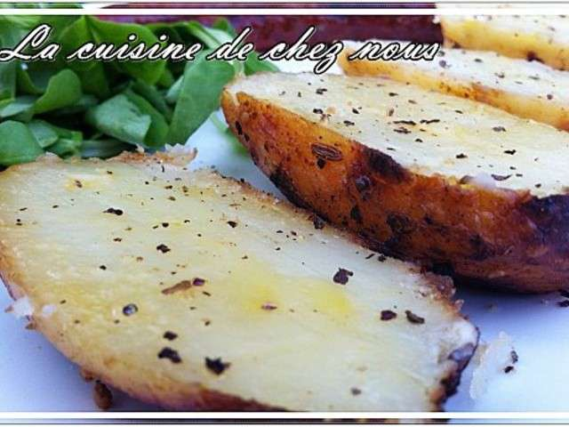 Les meilleures recettes de barbecue et pomme de terre - Accompagnement barbecue pomme terre ...