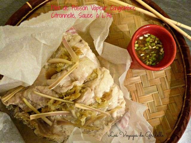 Recettes de citronnelle et sauces - Comment cuisiner a la vapeur ...