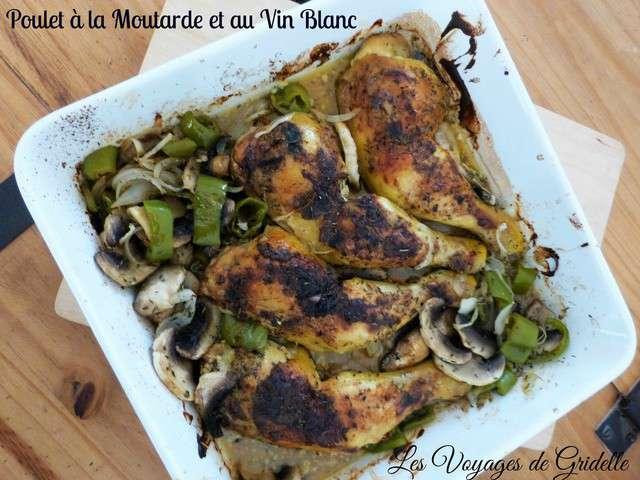 Recettes de vin blanc et poulet - Comment cuisiner les blancs de poulet ...