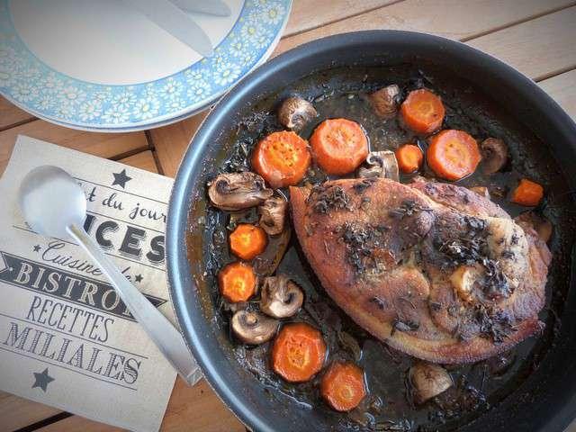 Recettes de rouelle de porc 3 - Cuisiner rouelle de porc ...