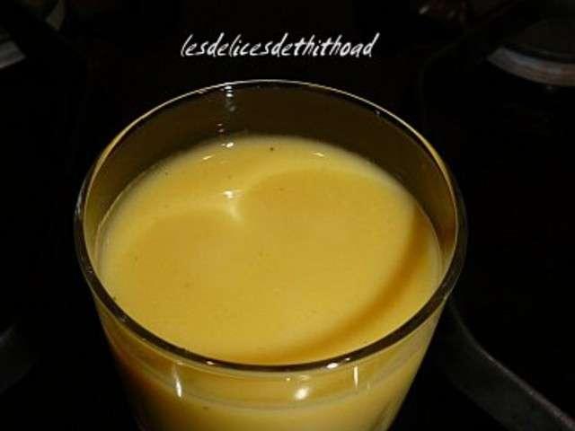 recettes de soupe de carottes de lesdelices de thithoad. Black Bedroom Furniture Sets. Home Design Ideas