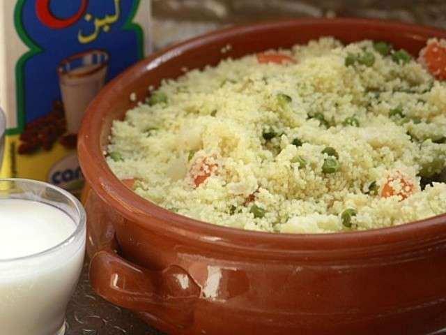 Recettes de couscous et alg rie 8 for Recette kabyle tikourbabine