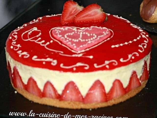 Les meilleures recettes de g teau d 39 anniversaire et fraises - Gateau anniversaire rapide ...