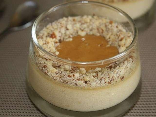 Les meilleures recettes de confiture et lait 3 - Panna cotta sans gelatine ...
