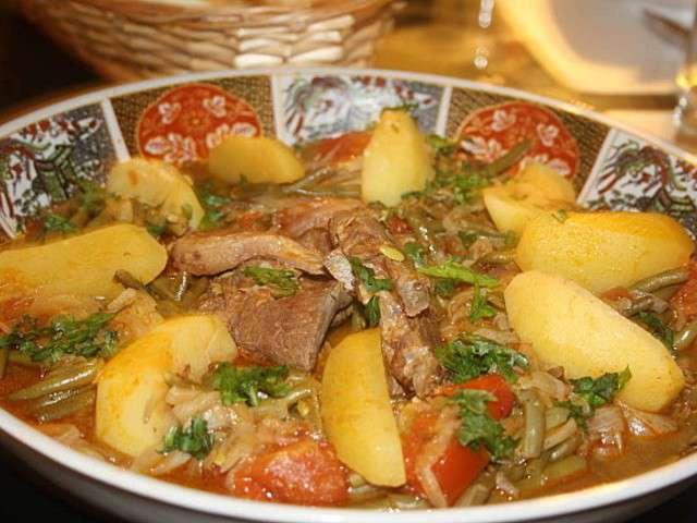 Les meilleures recettes de tajine et viande - Cuisson tajine au four ...