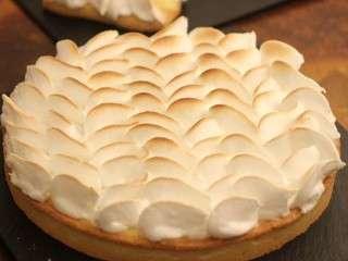 Recettes de tarte au citron - Tarte citron meringuee recette ...