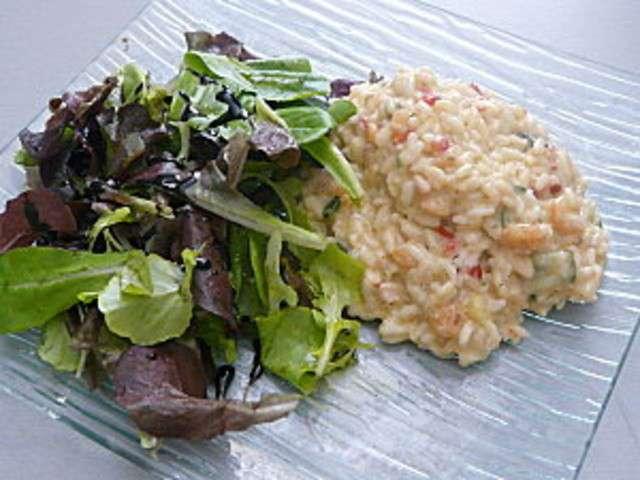 Recettes de risotto de le blog de maman dans sa cuisine for Maman cuisine x