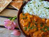 Butter chicken, recette indienne