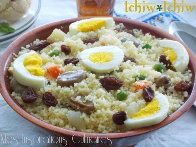 Les meilleures recettes de couscous kabyle for Recette kabyle tikourbabine