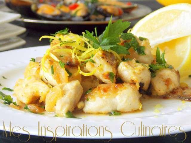 Recettes de tapas et poulet - Cuisine espagnole facile ...