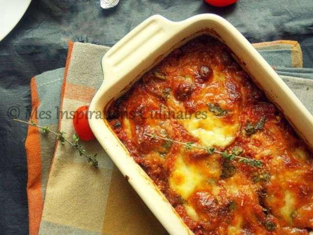 Les meilleures recettes de plat complet et aubergines for Plat convivial rapide