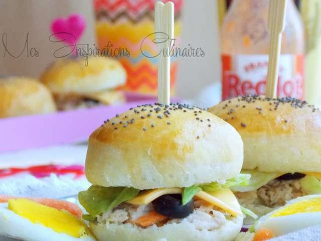 Les Meilleures Recettes De Mini Burger