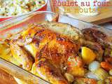 Poulet au four a la moutarde